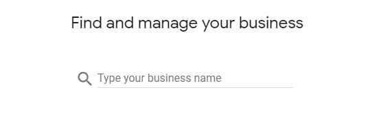 Llenar el nombre de la empresa