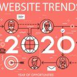 Tendencias de diseño web 2020: 5 estilos de interfaz de usuario populares